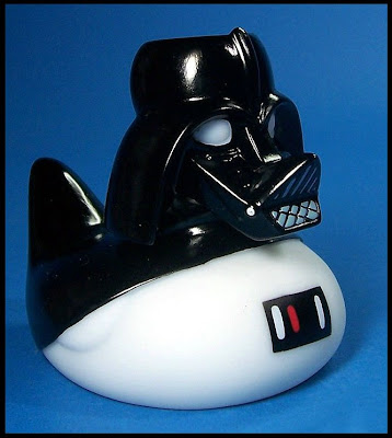 Jimsmash Much Hate Within Darth Vader Rubber Ducky