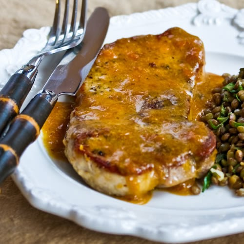 Chop Chop Kitchen: Kalyn's Kitchen®: Pan-Fried And Roasted Pork Chops With