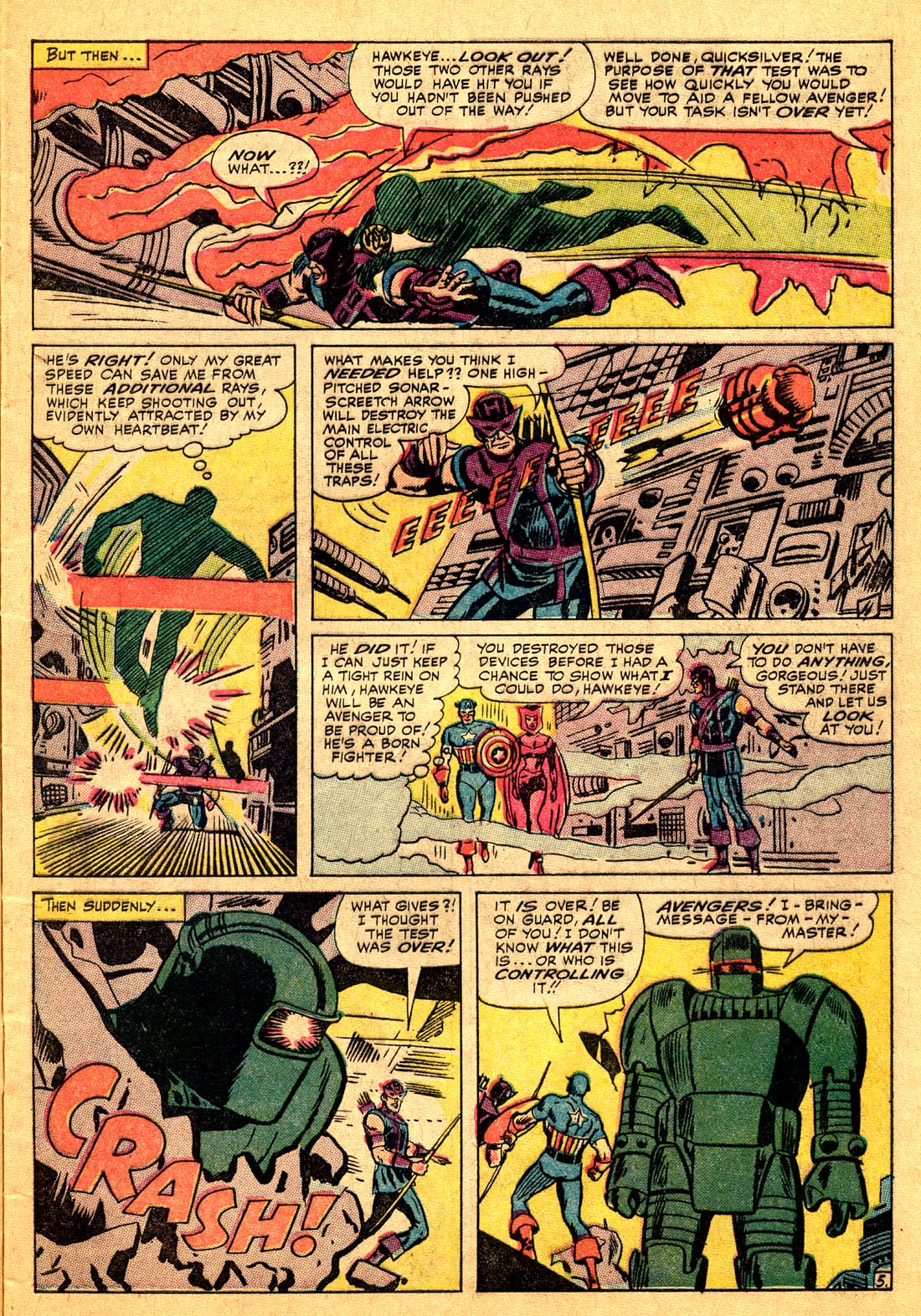 The Avengers (1963) 17 Page 5