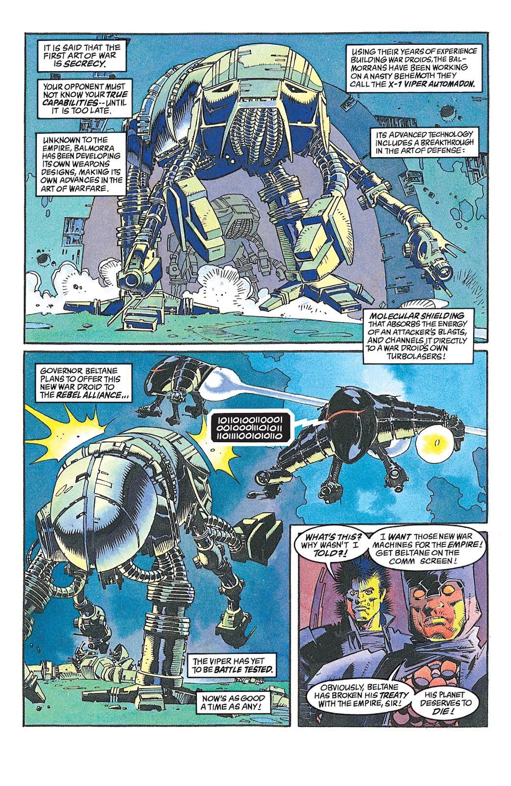 Read online Star Wars: Dark Empire Trilogy comic -  Issue # TPB (Part 2) - 65