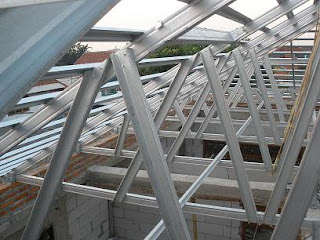 Rangka Atap Baja Ringan Yang Paling Bagus Tutup Kaca: Sebagai Konstruksi Penutup ...