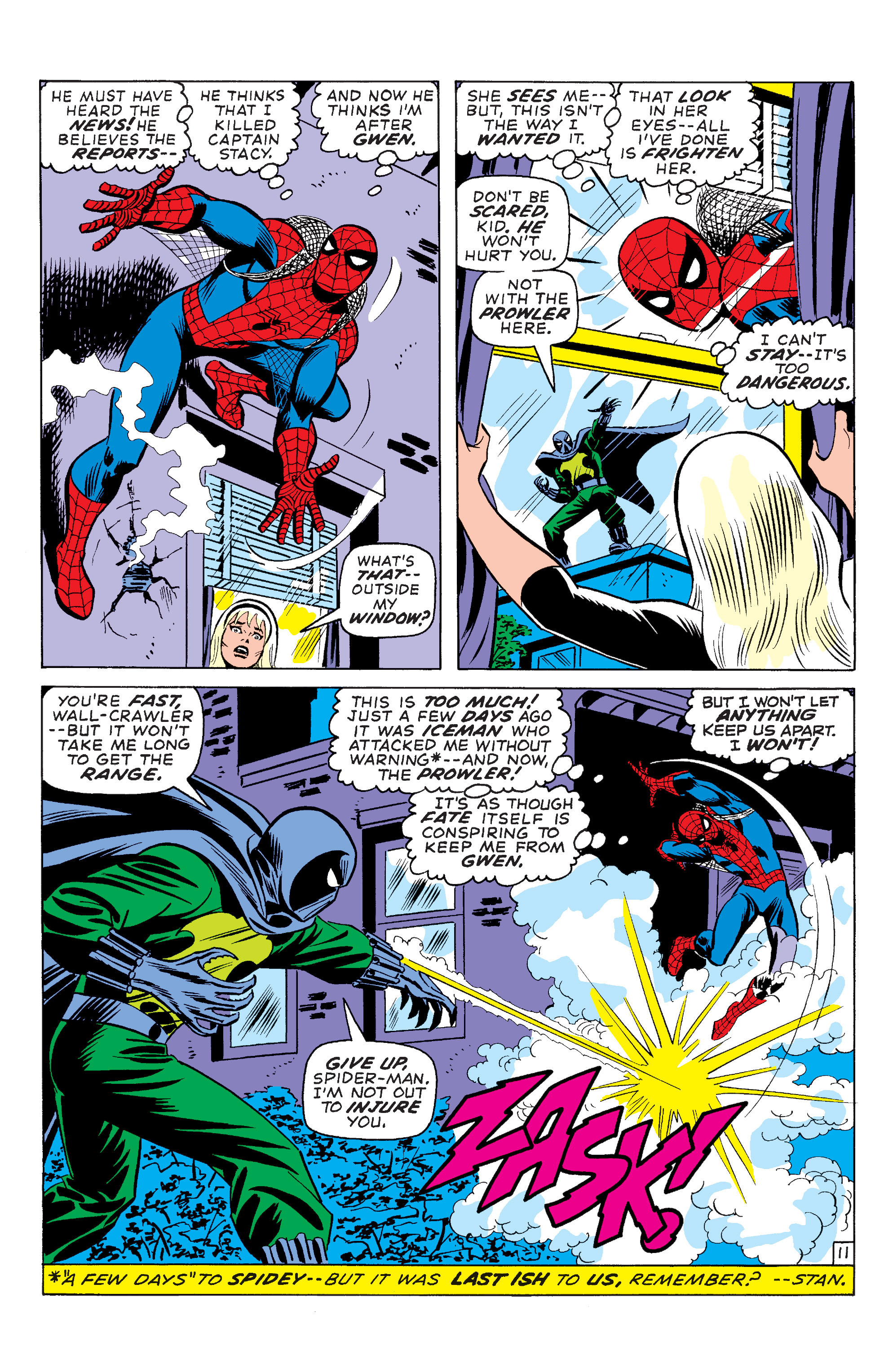 The Amazing Spider-Man (1963) 93 Page 11
