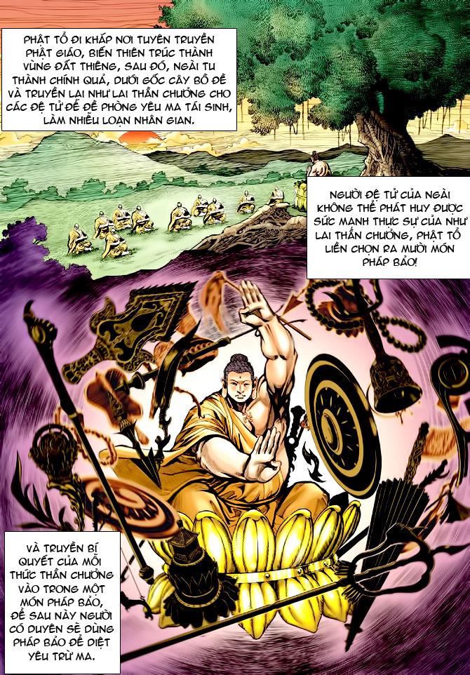 Đại Đường Uy Long chapter 36 trang 5