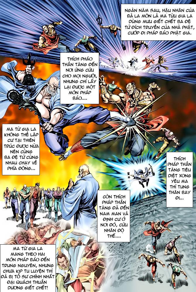 Đại Đường Uy Long chapter 36 trang 6