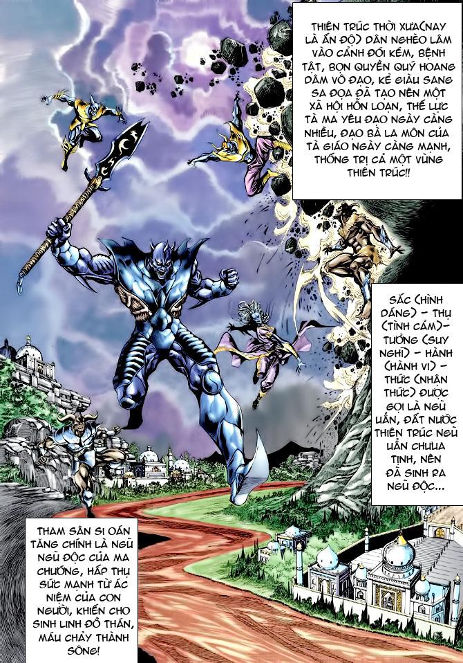 Đại Đường Uy Long chapter 36 trang 2