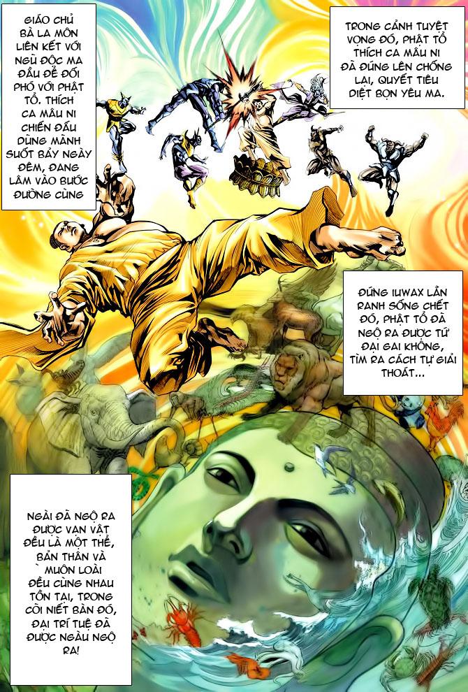 Đại Đường Uy Long chapter 36 trang 3