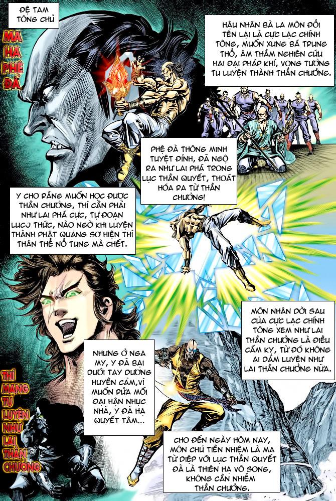 Đại Đường Uy Long chapter 36 trang 7