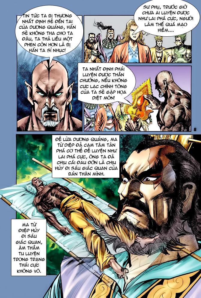 Đại Đường Uy Long chapter 36 trang 8