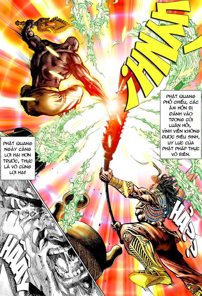 Đại Đường Uy Long chapter 36 trang 11