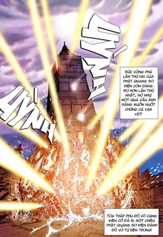 Đại Đường Uy Long chapter 36 trang 12