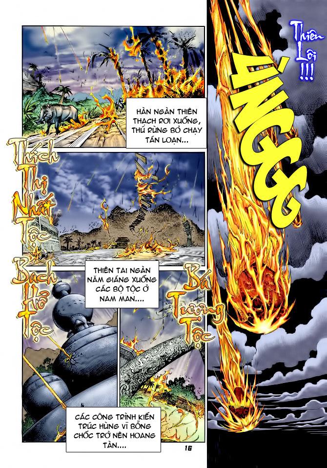 Đại Đường Uy Long chapter 36 trang 16