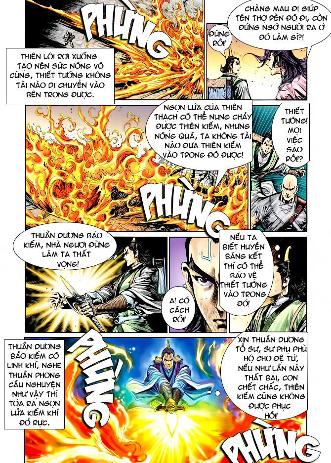 Đại Đường Uy Long chapter 36 trang 24