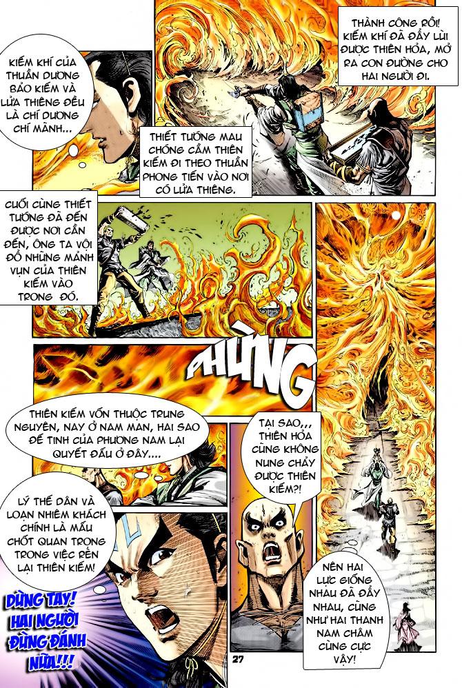 Đại Đường Uy Long chapter 36 trang 25