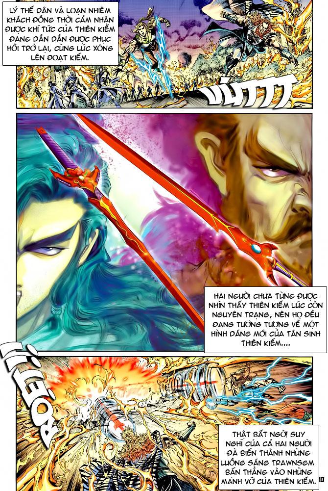 Đại Đường Uy Long chapter 36 trang 28