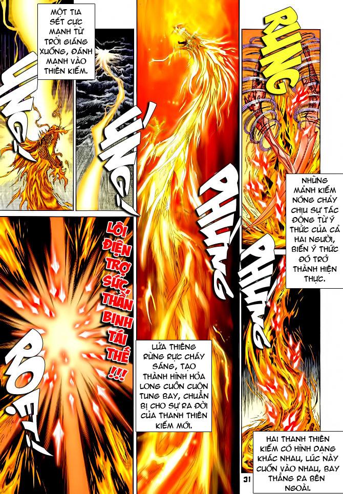 Đại Đường Uy Long chapter 36 trang 29