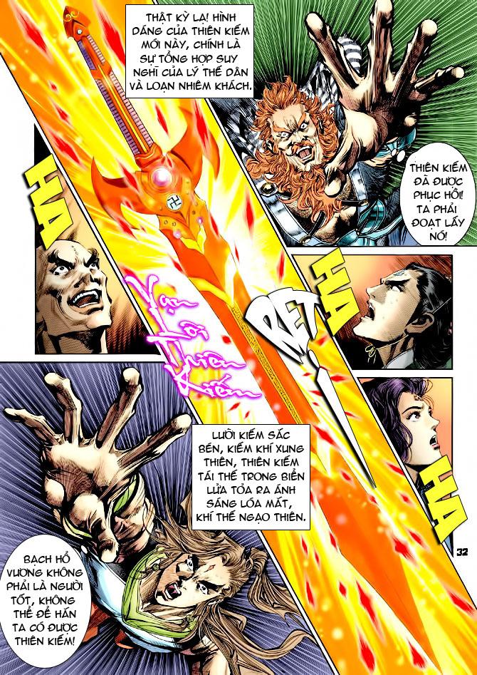 Đại Đường Uy Long chapter 36 trang 30