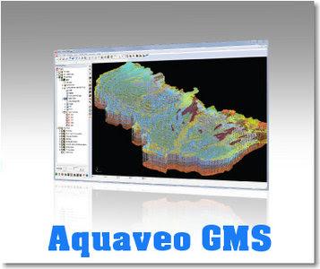 دانلود نسخه جدید مدلسازي سيستمهاي آب زيرزميني Aquaveo GMS