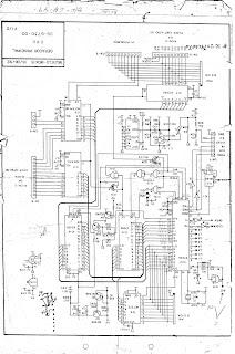 Compsom Sononorização Ltda: esquema de orgão eletronico..