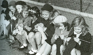 knitting kids