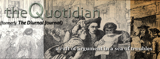 The Quotidian (formerly the Diurnal Journal)