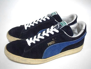 info for 04d48 65f78 Puma Trainers - colourways and variations: Puma Suede - navy ...
