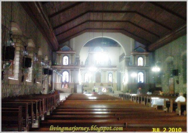 Bacnotan Catholic Church