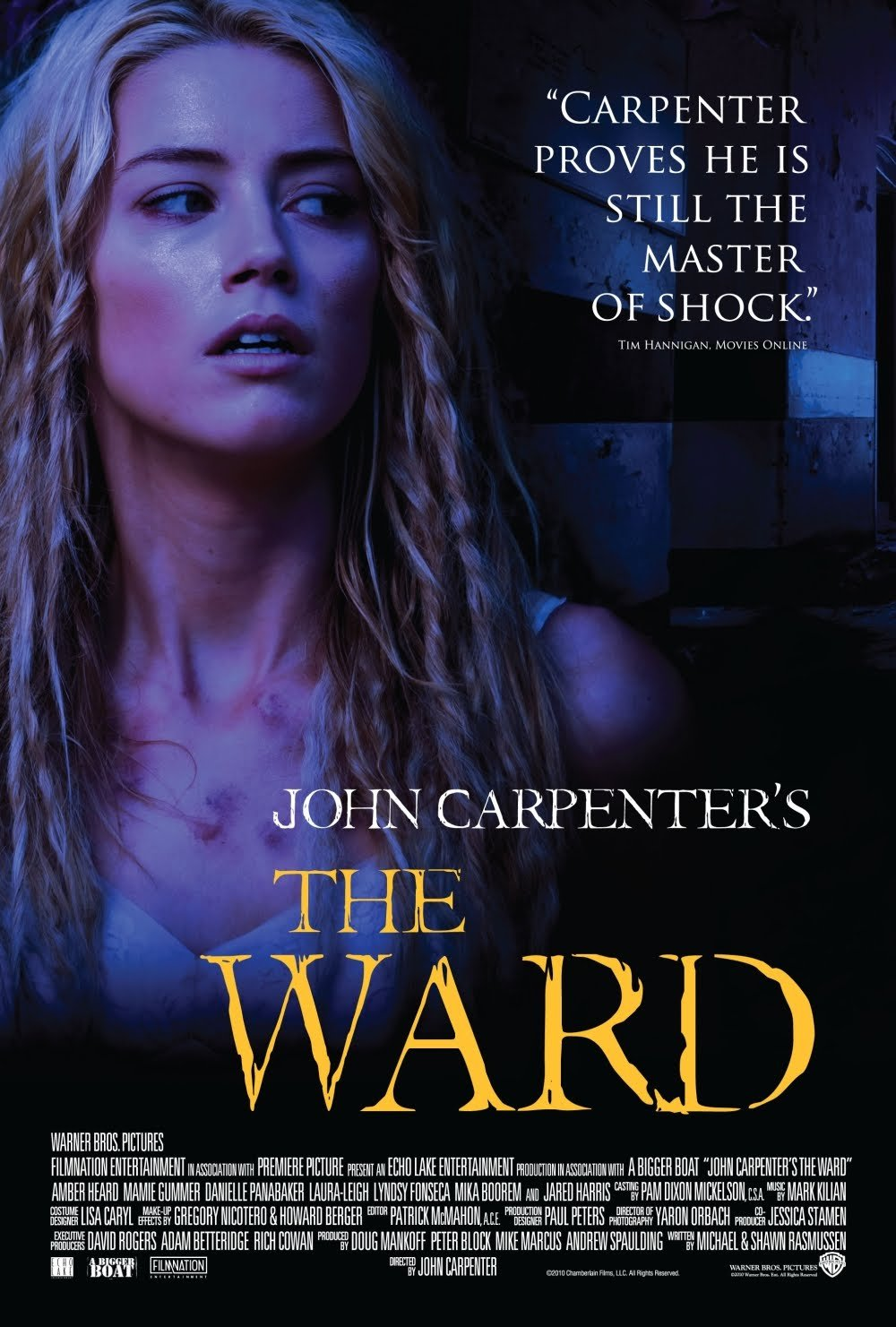 The Ward | Pelicula Trailer