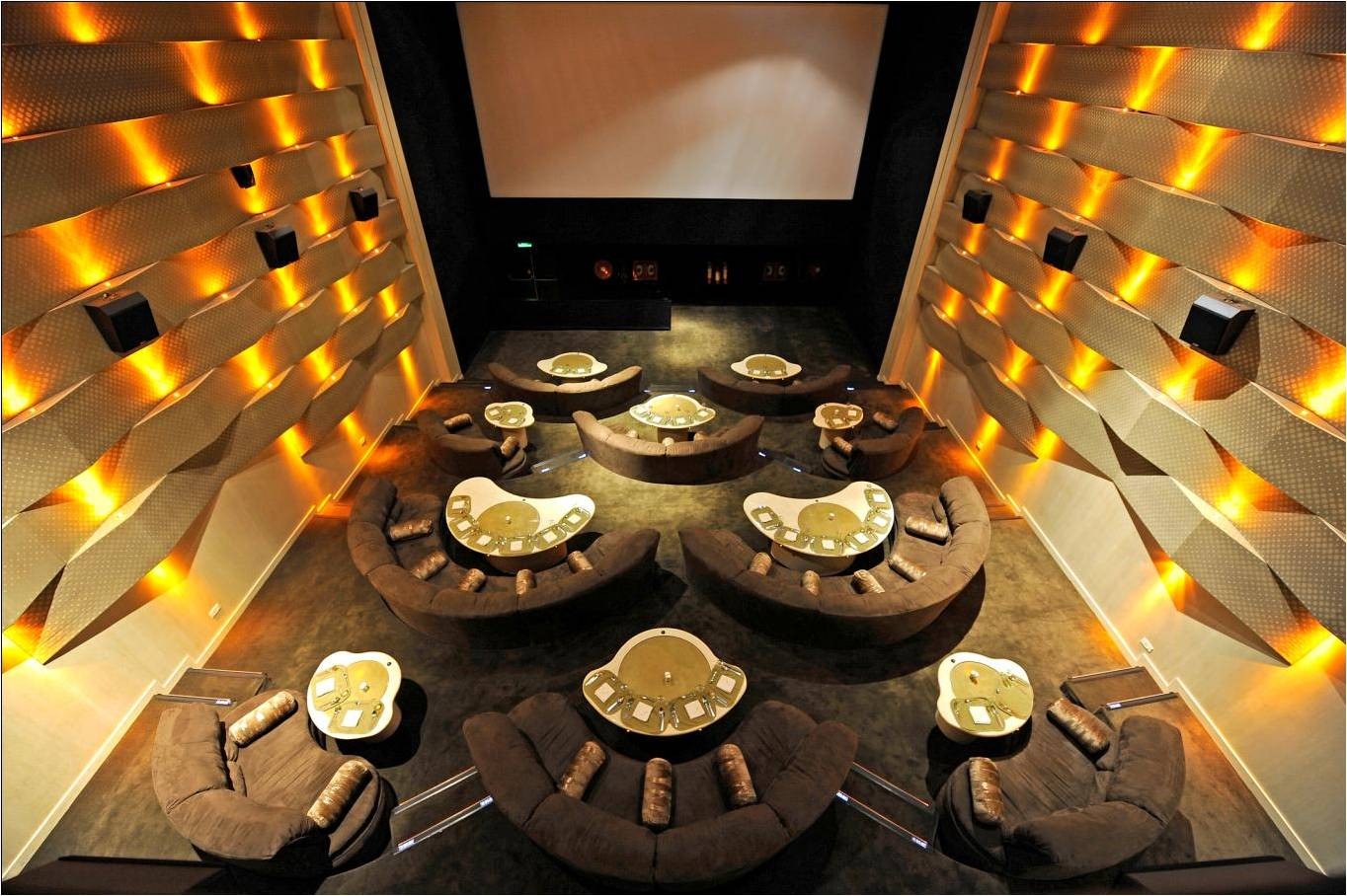 ebony lounge privy noida seats