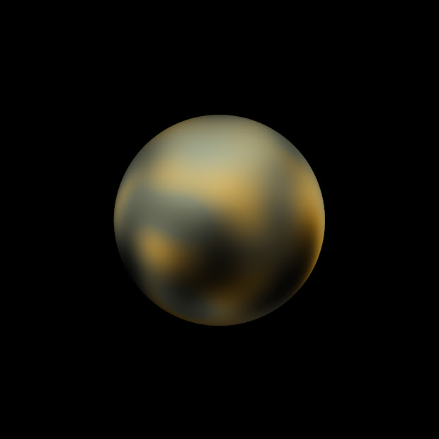 Jean-Baptiste Faure: Pluto as seen by the Hubble Space ...