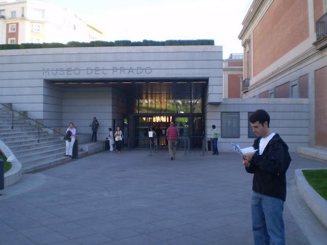 Museu do Prado Madri Espanha
