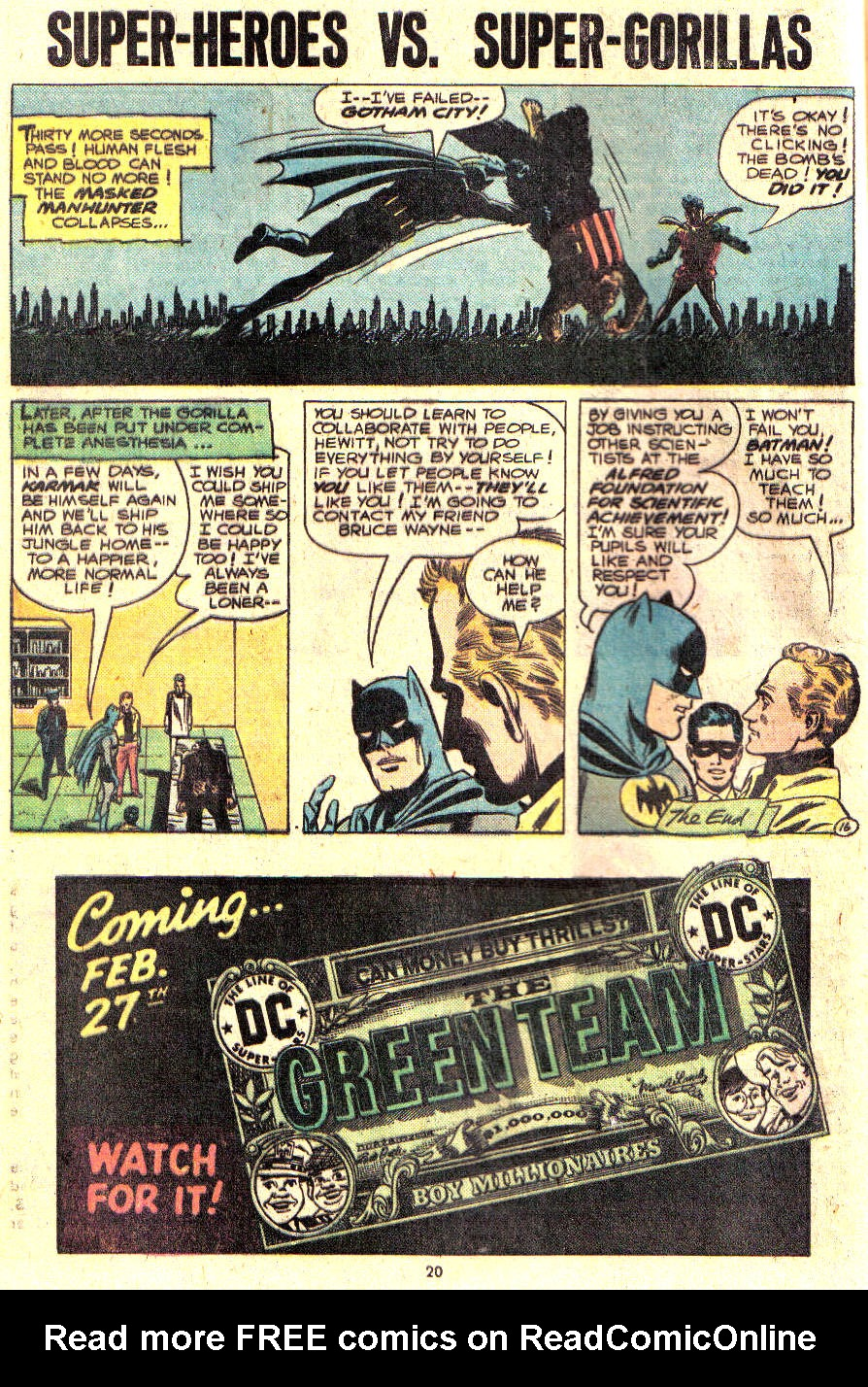 DC Special (1975) issue 16 - Page 20