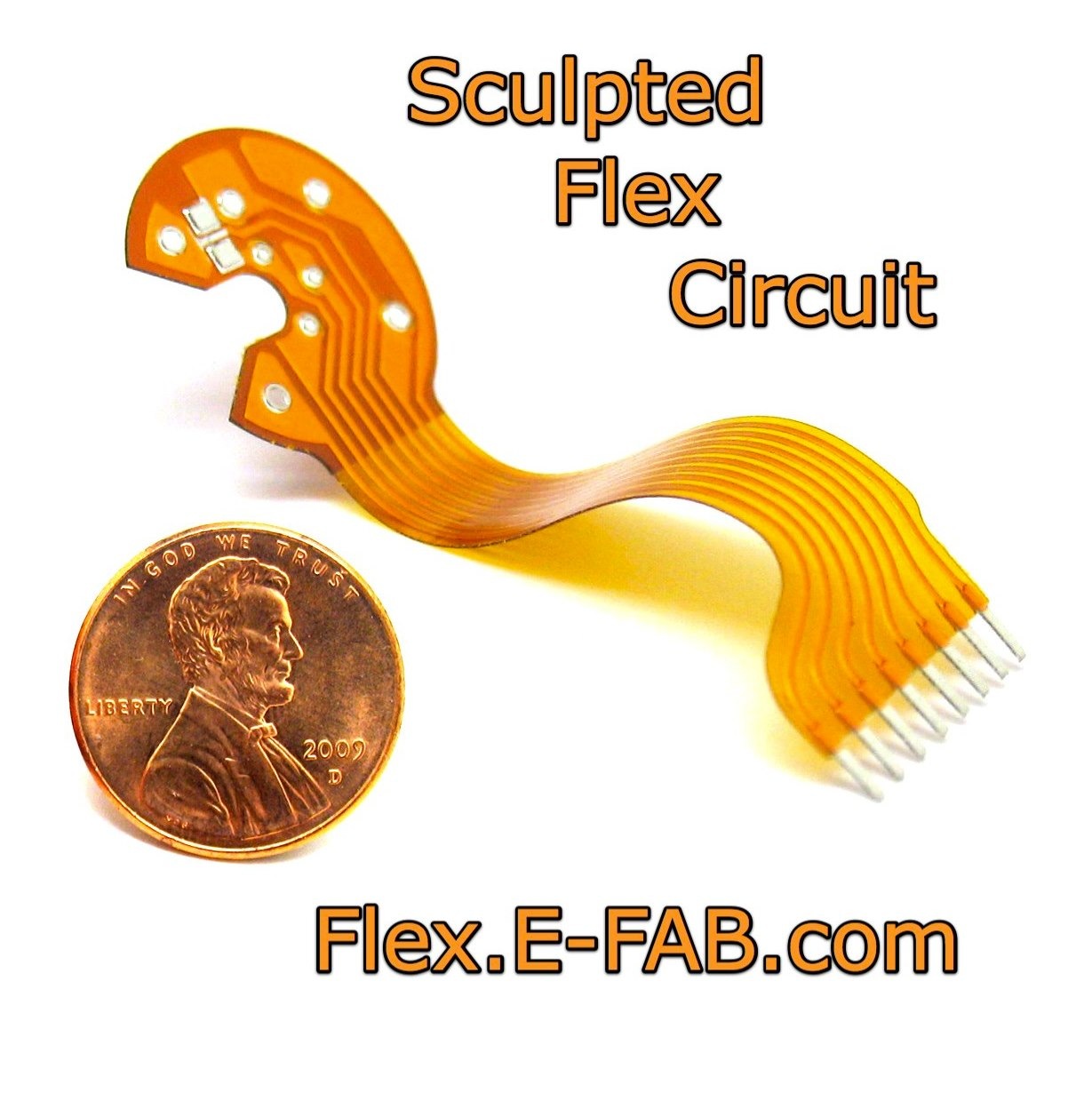 E-FAB Flex Circuits Group For Military And Commercial Apps