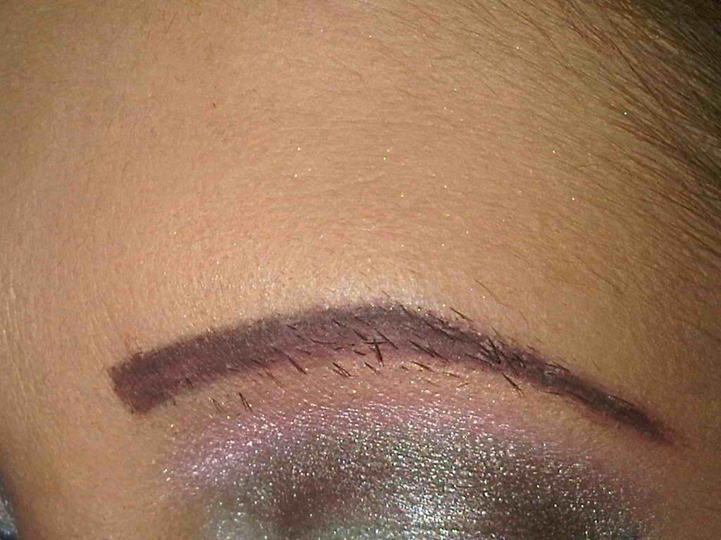 As Beautifual as Honey: Growing My Eyebrows Back