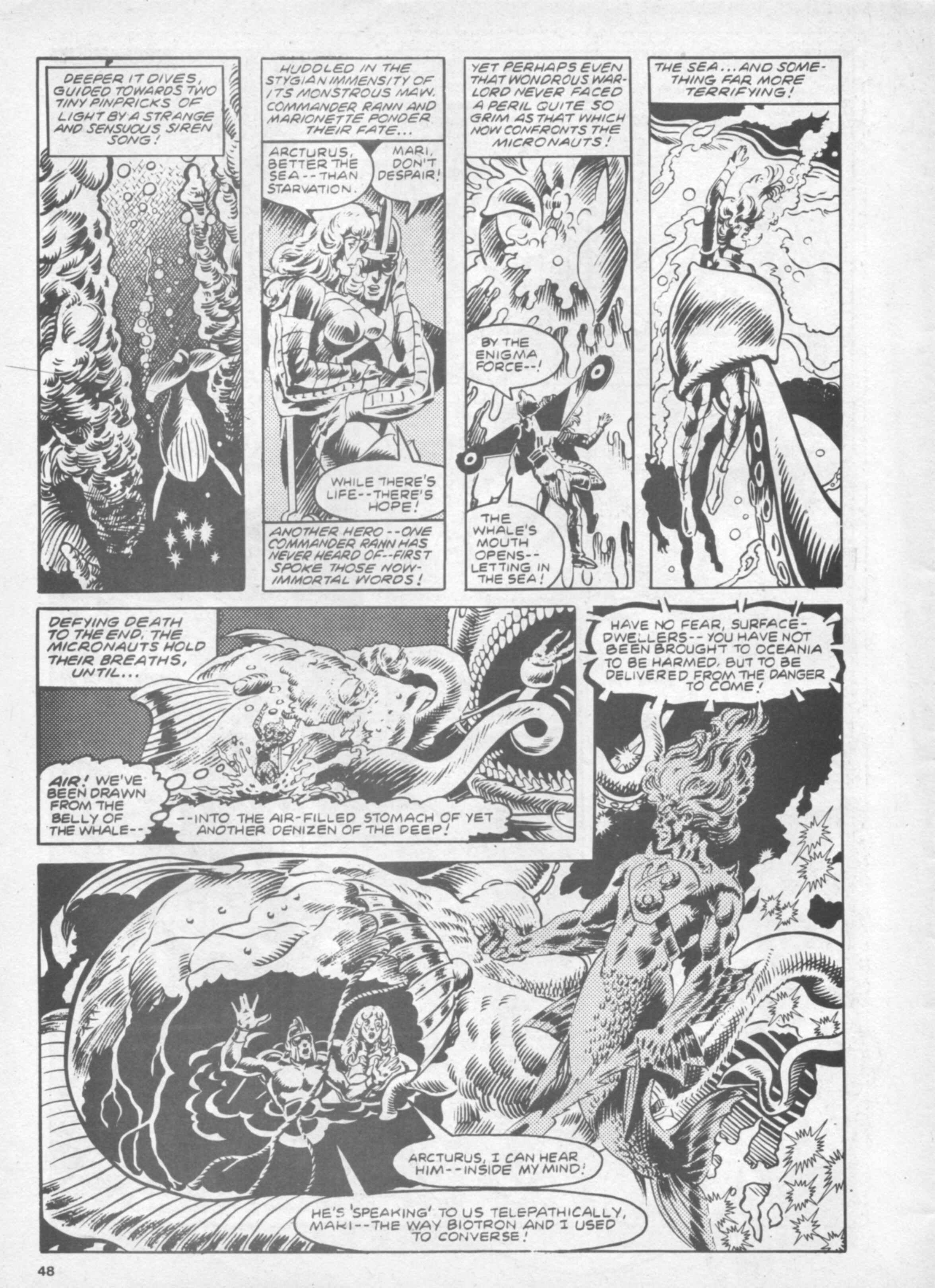 Read online Future Tense comic -  Issue #37 - 48