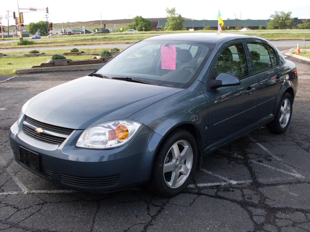 Cobalt chevy cobalt 4 door : Ride Auto: Used 2006 Chevrolet Cobalt LT