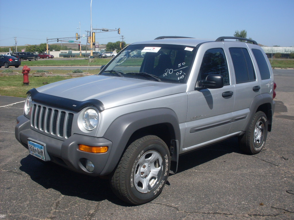 2002 Jeep Liberty For Sale >> Ride Auto: 2002 Jeep Liberty Sport 4x4