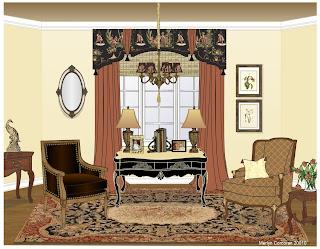 ... Or Heard Her Recent Interview On The Skirted Roundtable  Http://skirtedroundtable.blogspot.com/2010/02/interior Designer Author Fabric.html  ...