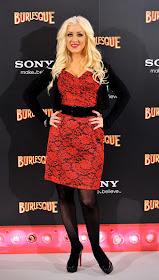 Tattoos Of Art Christina Aguilera Burlesque Makeup