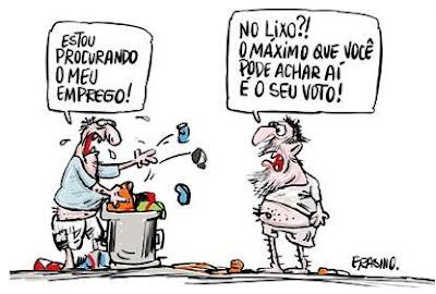 Resultado de imagem para ECONOMIA BRASILEIRA - CHARGES