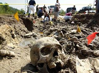 Srebrenica Massacre, Genocide of over 8,000 Bosniaks. July 11, 1995.