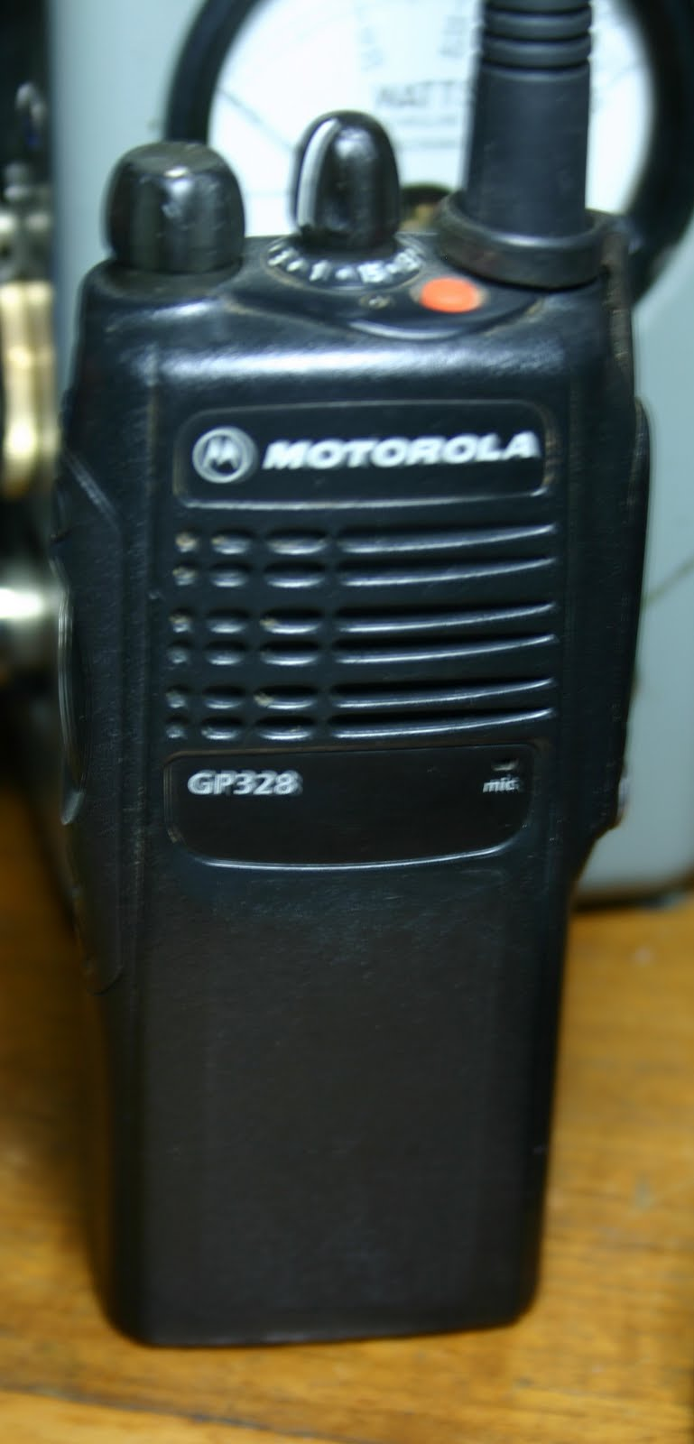 RADIO SELLER: Motorola GP328 VHF ( Sold )
