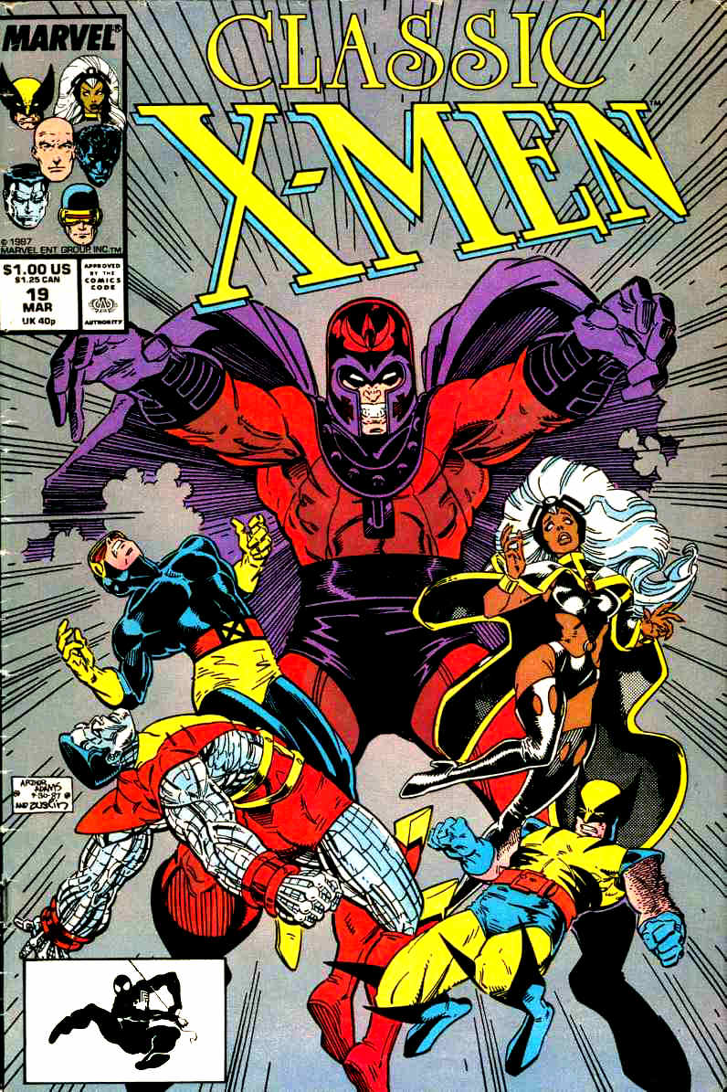 Classic X-Men 19 Page 1