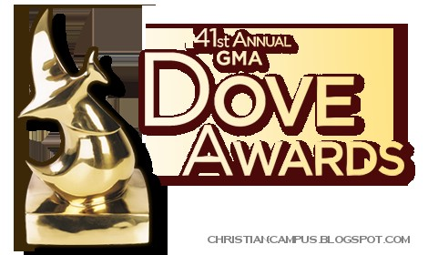 41st Gospel Music Association Dove Awards Announced