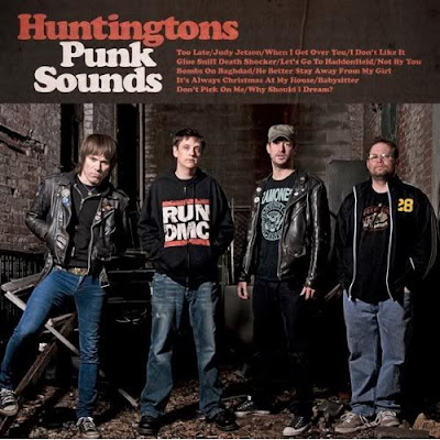 Huntingtons - Punk Sounds