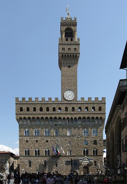 Фото Флоренции, Палаццо Векьо