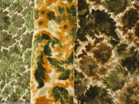 Niesz Vintage Home And Fabric New Vintage Velvets For Fall
