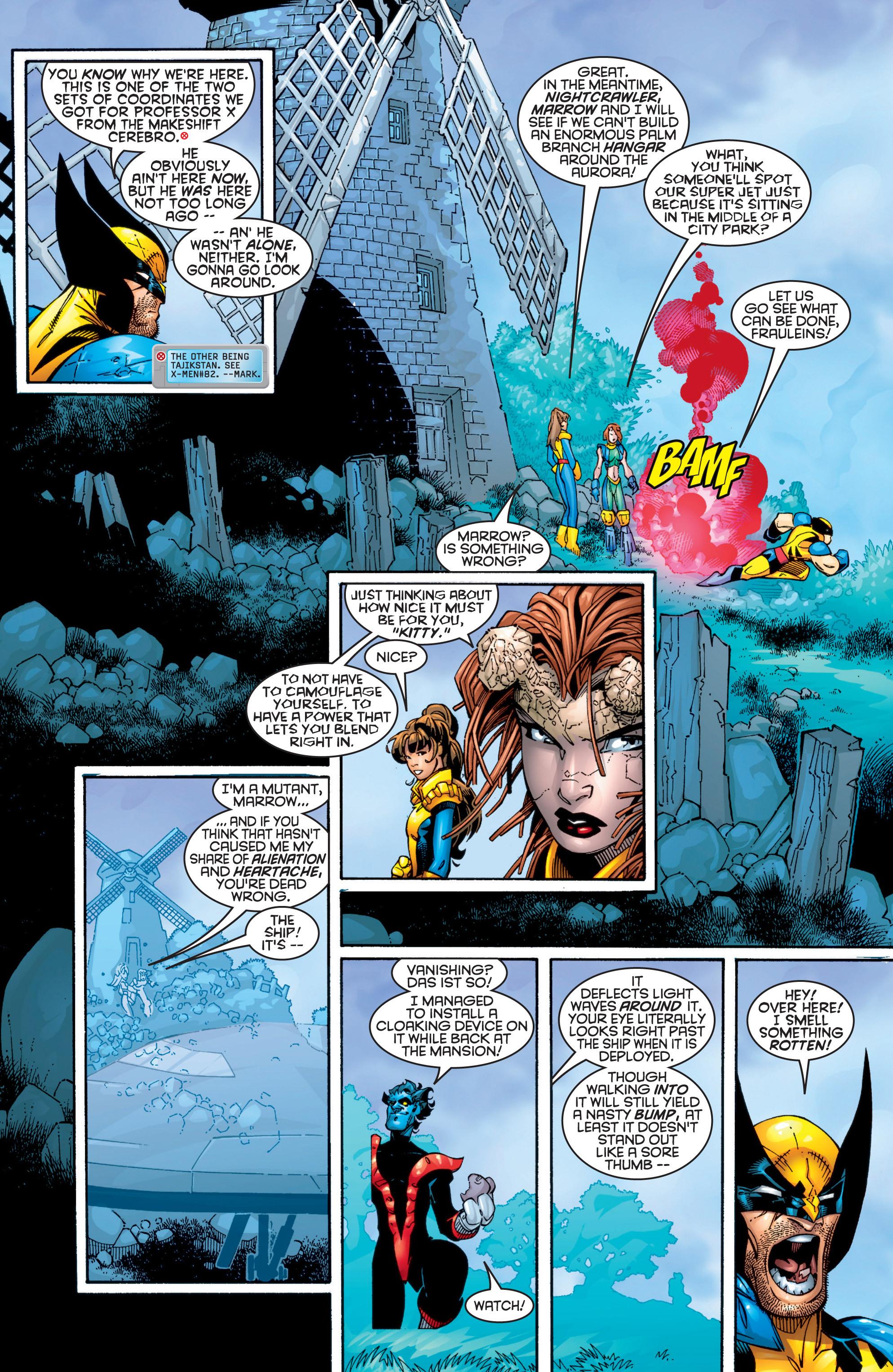 Read online Uncanny X-Men (1963) comic -  Issue #363 - 6