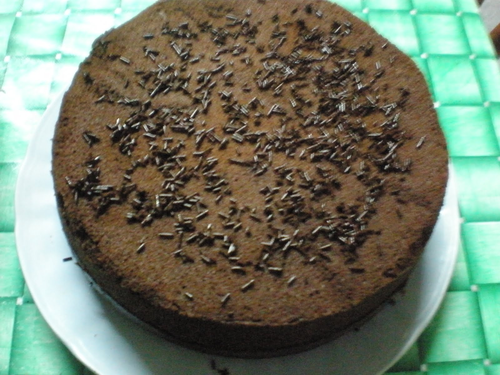 Resepi Kek Kukus Coklat Mudah