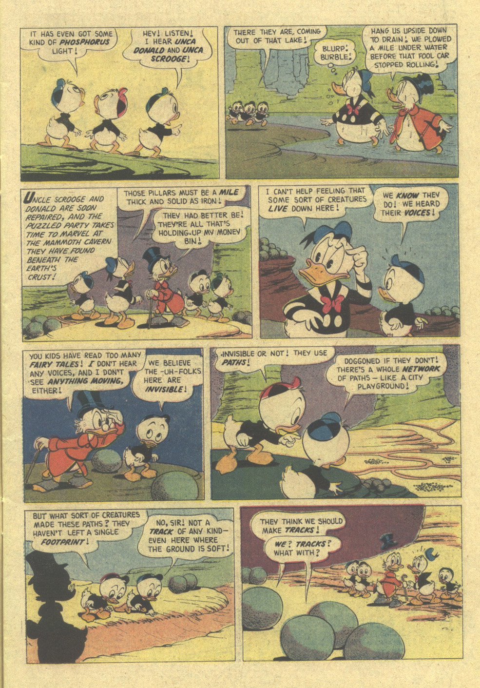 Read online Uncle Scrooge (1953) comic -  Issue #109 - 11