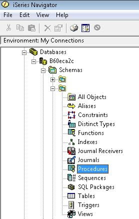 Technical Discussions: How To Create Stored Procedures Using